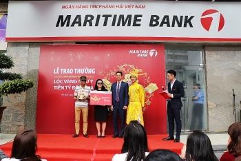 giai thuong khung 1 ty dong cua maritime bank ve tay ai