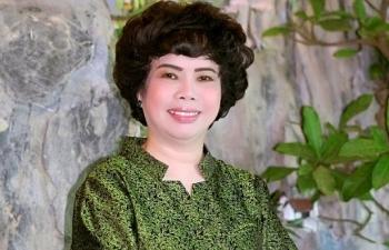 ba thai huong lan thu ba lot top 50 phu nu anh huong nhat viet nam