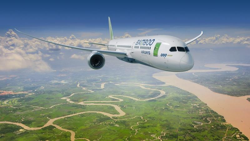 Hàng nghìn hành khách của Bamboo Airways nhận voucher nghỉ dưỡng trên đường bay Hà Nội - TP Hồ Chí Minh