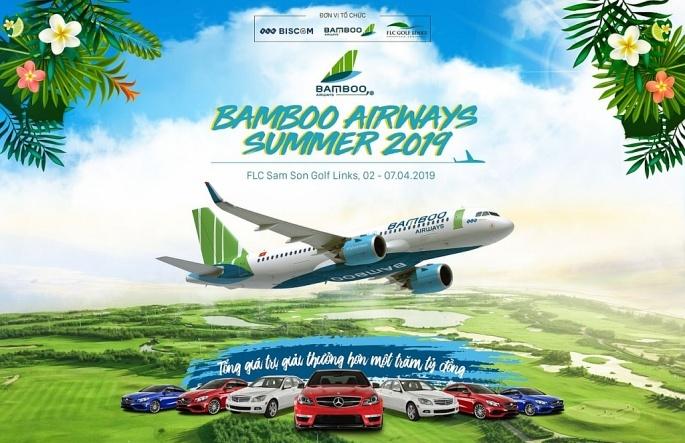 """Bamboo Airways Summer 2019: Săn HIO """"khủng"""" với ưu đãi 'bốn trong 1'"""