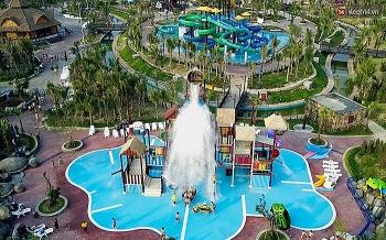 typhoon water park tung 500 ve mien phi cho khach hang dau tien mua ve