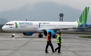 reuters va bloomberg bamboo airways se mua 50 may bay than hep airbus a321 neo
