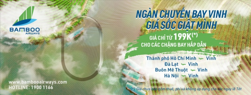 co hoi mua ve may bay bamboo airways gia tot chi tu 149000 vnd tai ngay hoi du lich tp ho chi minh 2019