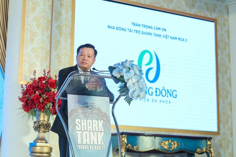 Bệnh viện Đa khoa Phương Đông trở thành đối tác chiến lược củaShark Tank Việt Nam – Thương Vụ Bạc Tỷ mùa 3
