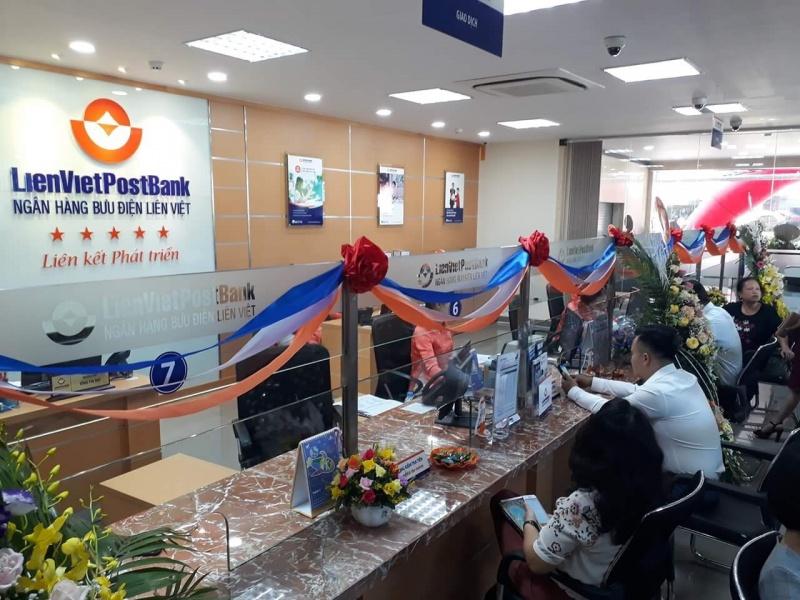 Điểm sáng trong kết quả kinh doanh 6 tháng đầu năm của Lienvietpostbank
