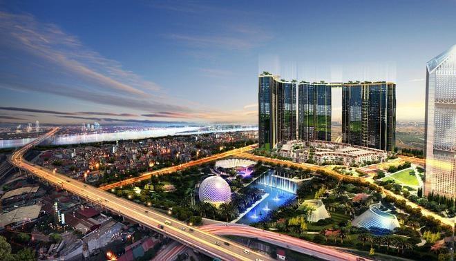 Sunshine City: Đất ấm cho người Hàn, đất vàng cho người Việt