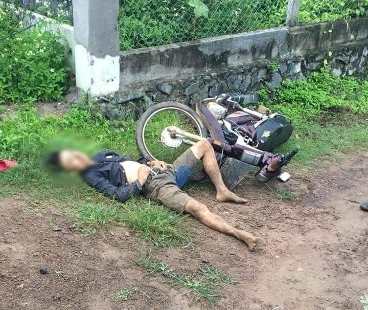 Đắk Lắk: 2 thanh nên chết bên đường chưa rõ nguyên nhân