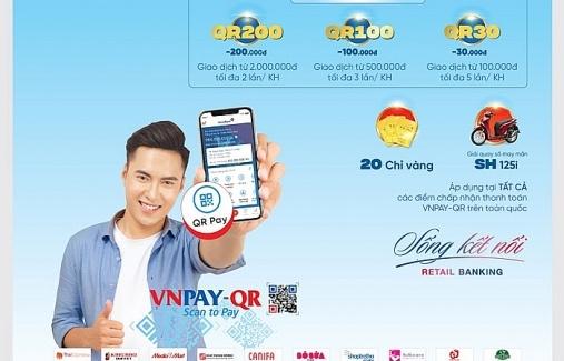 cung vietinbank ipay mobile qrpay quet ma trung vang