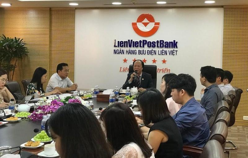 LienVietPostBank điều chỉnh kế hoạch kinh doanh năm 2018