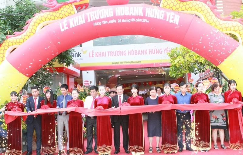 HDBank tiến về vùng nhãn Hưng Yên