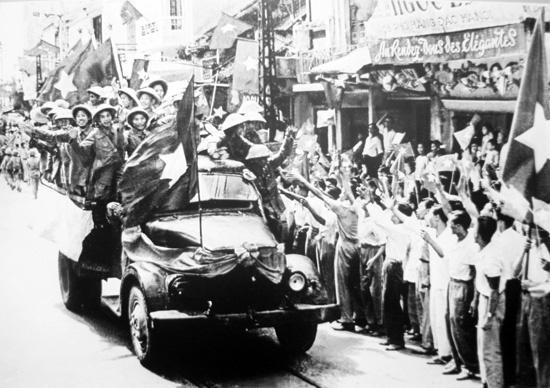 Kỷ niệm 64 năm Ngày giải phóng thủ đô Hà Nội (10/10/1954), Mốc son chói lọi