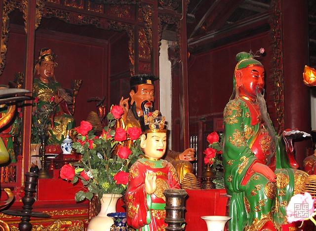 Tại sao Việt Nam lại thờ Quan Công?
