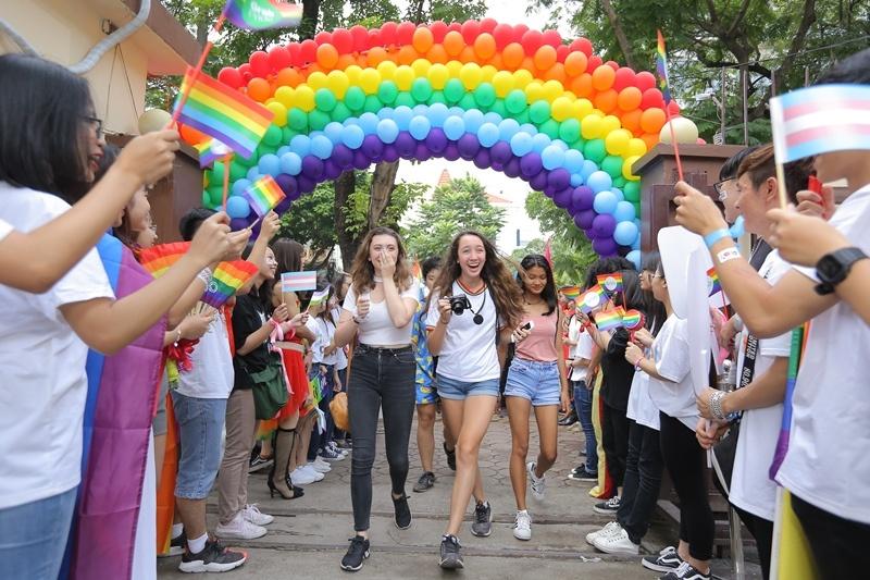 """Hanoi Pride 2018 """"Thương mến, Hà Nội"""""""