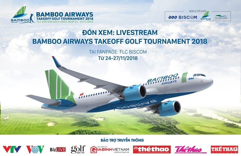 bamboo airways takeoff golf tournament 2018 nhung ky luc moi duoc thiet lap