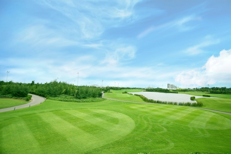 nhung giai golf an tuong tai san dau cua flc golf championship 2018
