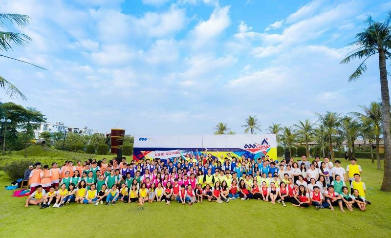 flc camp the inspirer dai chien chua tung co gan 40 truong thcs va thpt hang dau ha noi