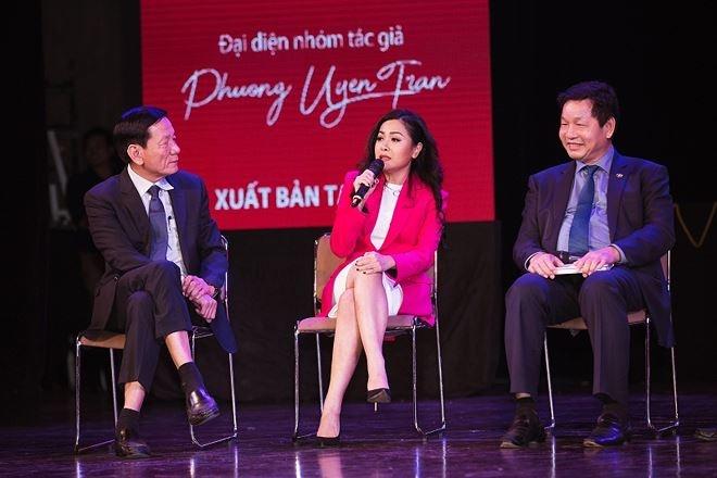 """Doanh nhân Trần Uyên Phương tiết lộ bí quyết quản trị giúp Tân Hiệp Phát """"Vượt lên người khổng lồ"""" đa quốc gia"""