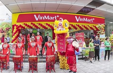VinMart+ lập kỷ ngành bán lẻ: khai trương 117 cửa hàng chỉ trong 1 ngày