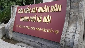 nguoi dan to cao vien truong vksnd ha noi do khong thu ly don thu