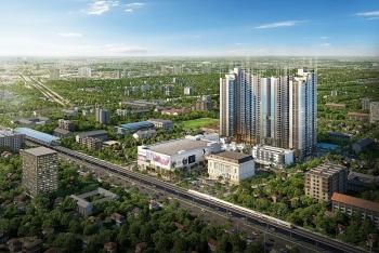 Dự án Mipec Rubik 360: Xác lập phong cách sống mới tại tâm điểm phía Tây Hà Nội