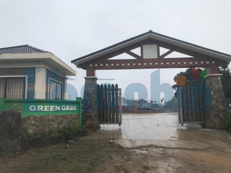 Green Oasis Villas: Vì sao ông Hùng đã hiến đất vườn để làm đường giao thông?