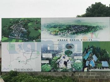 green oasis villa chinh quyen xa nhuan trach de nghi dung thi cong sau khi kiem tra du an