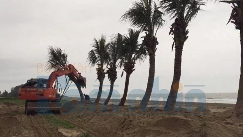 Flamingo Crown Bay: Chưa có trong phê duyệt Kế hoạch sử dụng đất năm 2020 của huyện Hoằng Hóa