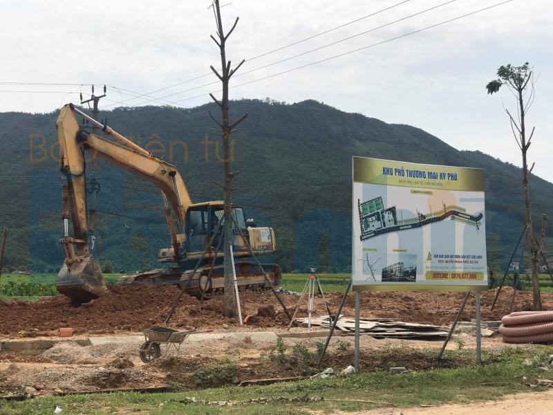 Thái Nguyên: UBND xã Ký Phú buông lỏng quản lí, hỗ trợ chủ đầu tư xây dựng trái phép