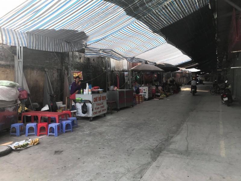 Hưng Yên: Chợ Gạo hoạt động khi chưa nghiệm thu PCCC - xử phạt như để hợp thức hóa