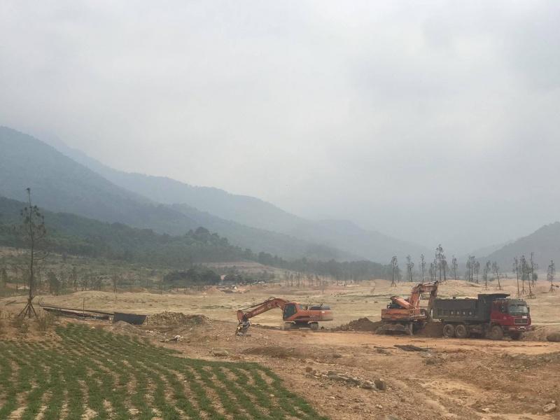 Dự án sân golf Thanh Lanh chưa được Thủ tướng Chính phủ phê duyệt