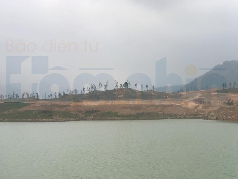 Sân golf Thanh Lanh: Công ty cổ phần Nam Tam Đảo nói gì về việc xây dựng tại dự án?