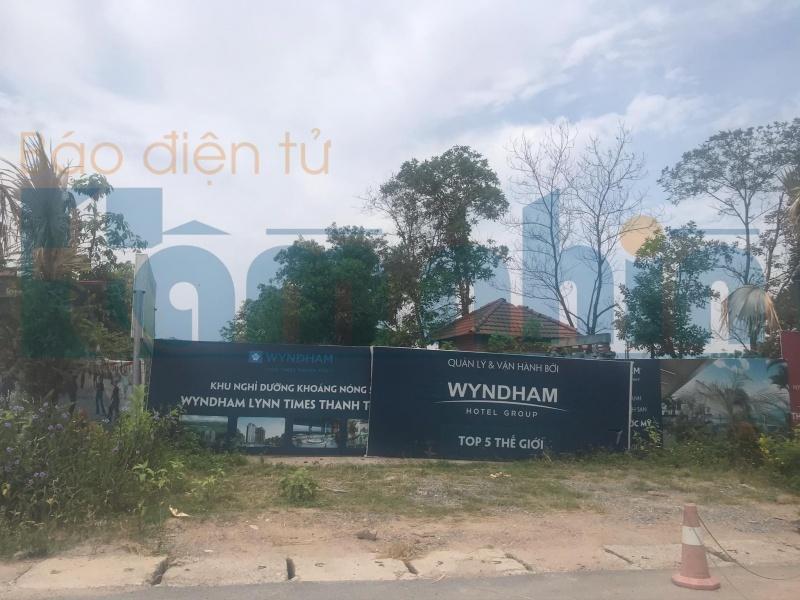Vì sao khẳng định dự án Khu phố thương mại, dịch vụ tổng hợp và công viên khoáng nóng Wyndham Thanh Thủy là dự án ma