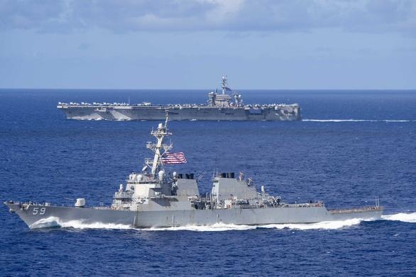 Hoa Kỳ sẽ không để Trung Quốc làm mưa làm gió tại biển Đông