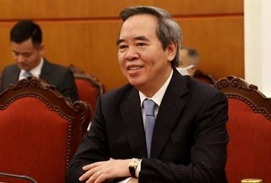 Vi phạm khi làm Thống đốc NHNN Việt Nam, Uỷ viên Bộ Chính trị, Trưởng ban Kinh tế Trung ương Nguyễn Văn Bình bị kỷ luật cảnh cáo