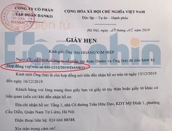danko city thai nguyen phu nhan ban hang su trang tron cua danko group
