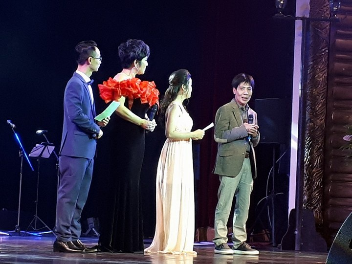 Nhạc sĩ Hàn Vũ Linh: Khi đam mê phải cháy hết mình
