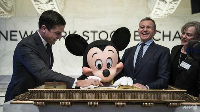 Walt Disney thâu tóm tập đoàn 21st Century Fox