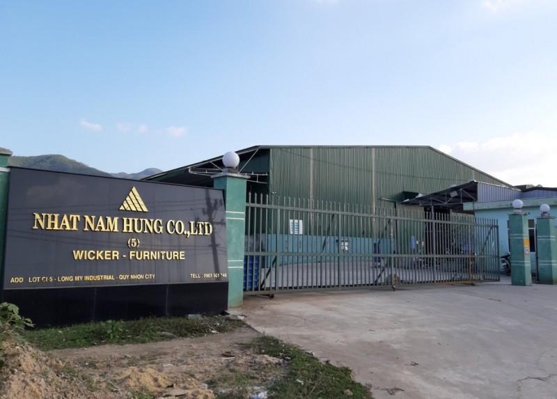 Bình Định: Vi phạm về Bảo vệ môi trường, một doanh nghiệp bị phạt 210 triệu đồng