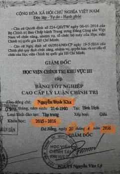 binh dinh de an 904 bai 2 bat thuong trong cong tac bo nhiem luan chuyen pho bi thu thanh uy quy nhon