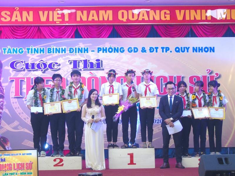 """Bình Định: Chung kết cuộc thi """"Theo dòng lịch sử"""" lần thứ II - năm 2020"""
