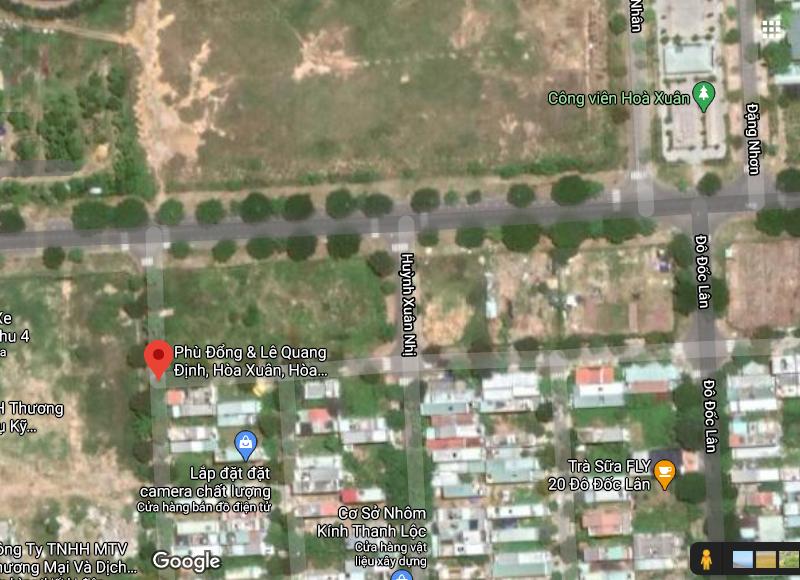 Công ty Nam Phúc thuê đất Đà Nẵng kinh doanh xăng dầu nhưng bỏ đất trống nhiều năm