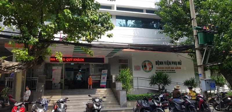 Dừng hoạt động Bệnh viện Phụ nữ Đà Nẵng