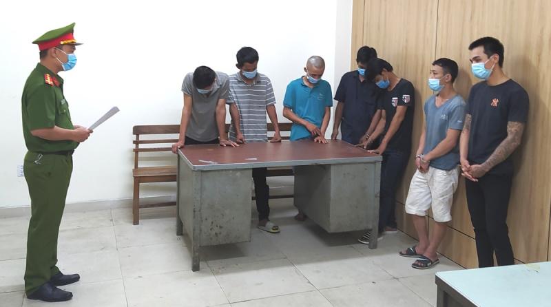 Đà Nẵng: Bắt khẩn cấp nhóm trộm cắp sắt công trình
