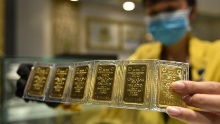Giá vàng ngày 26/7: Vàng trong nước và thế giới tăng giảm thế nào?