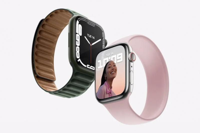 Apple Watch Series 7 ra mắt, tích hợp kính chống nứt