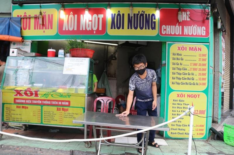 TP HCM đề xuất 6 tiêu chí đối với cửa hàng ăn uống