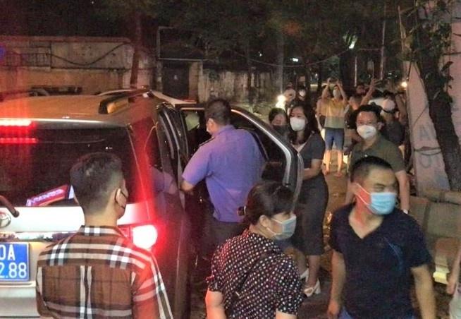 Hà Nội: Bắt thêm 2 cựu đội phó Công an quận Tây Hồ