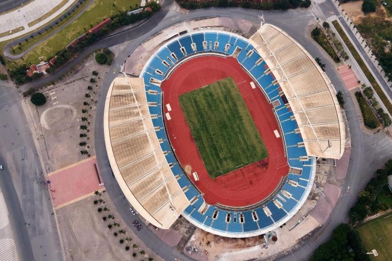 Tại sao chưa nâng cấp sân vận động Mỹ Đình?
