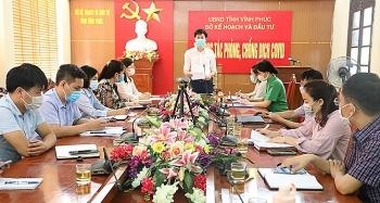 vinh phuc so ket cong tac phong chong dich covid 19 trong cac doanh nghiep ngoai khu cong nghiep