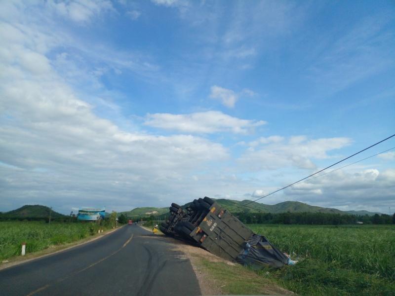 Tây Hòa – Phú Yên: Liên tiếp xảy ra hai vụ tai nạn giao thông trên Quốc lộ 29